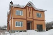 Строительство кирпичного дома под заказ.