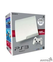 Новая Sony Playstation 3 slim