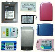 Новые аккумуляторы для сотовых телефонов любых моделей