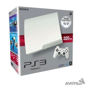 Новая Sony Playstation 3 slim
