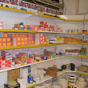 Запчасти и комплектующие для холодильного оборудования.