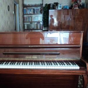 Продам пианино Fuchs and Mohr
