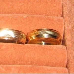 Продаю новые обручальные кольца 585 пробы