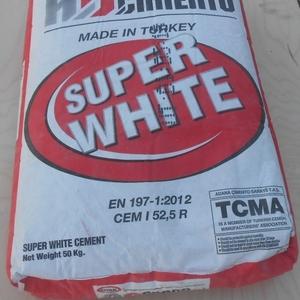 Белый цемент и белый песок с доставкой