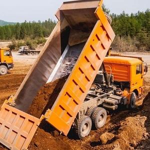Аренда грузового авто Песок,  Щебень