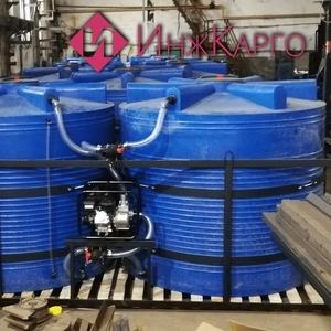 Кассета для транспортировки воды и КАС 32