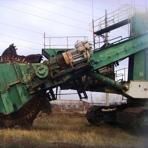 Экскаватор роторный SRs 240.9, 5/0, 5 – производительность 1150 м3/ч
