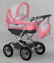 Продам б/у коляску Geoby Baby (C706) 2 в 1