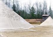 Белый песок (машина 15 тонн)